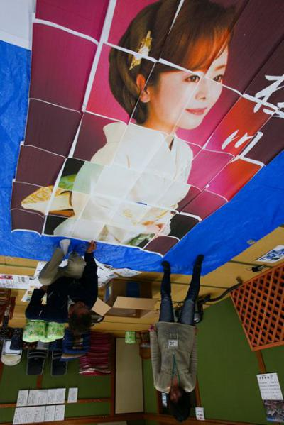 13 第02回元気わくわくみのり~や のど自慢カラオケ 葵かを里新曲「桂川」 発表コンサート