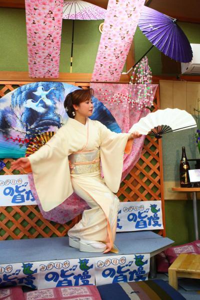 72 第02回元気わくわくみのり~や のど自慢カラオケ 葵かを里新曲「桂川」 発表コンサート