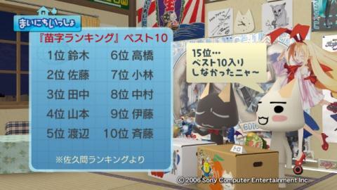 torosute2009/11/8 苗字 4