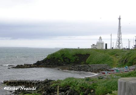 納沙布灯台