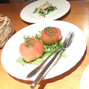 低温でローストしたトマト