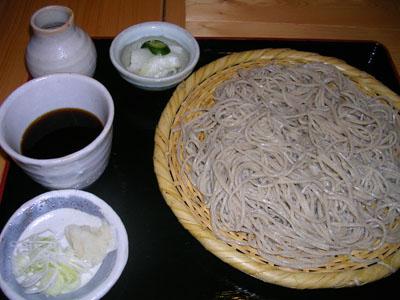 091024蕎麦やかねみつ (8)