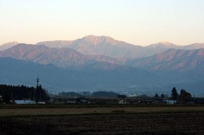 091108仙丈ケ岳