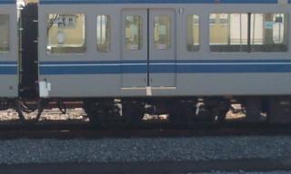 モハ6554 車端部