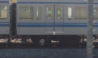 モハ6754 車端部
