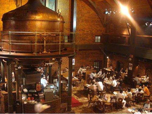 サッポロビール園 ジンギスカン ホール