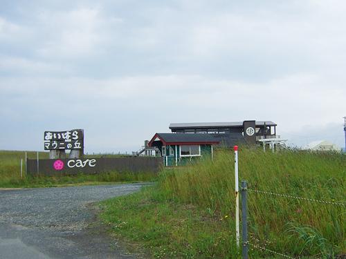 マウニの丘 カフェ