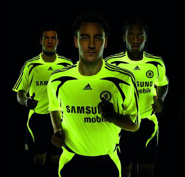 on sale 76af6 42c9e New Chelsea Yellow Away Kit confirmed : chelseafc