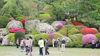 蓬莱園庭園