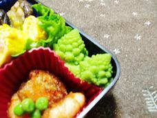 クリスマスお弁当2-2