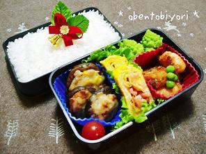 クリスマスお弁当2