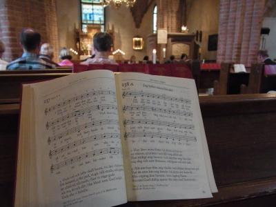 ヘルガトレファルディエ教会