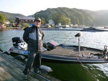 野尻湖釣行1