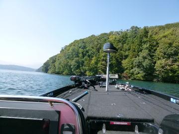 野尻湖釣行2
