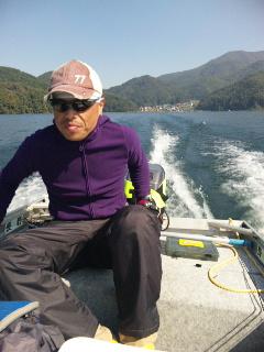 野尻湖釣行11
