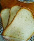 昨日焼いた食パンもっ!