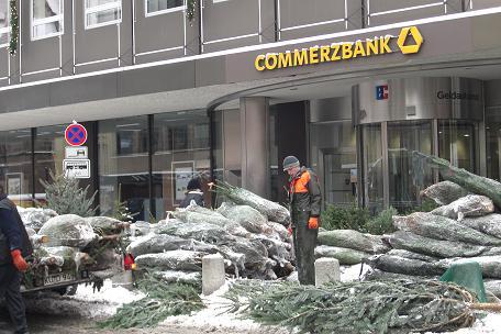 ニュールンベルグ樅の木売り