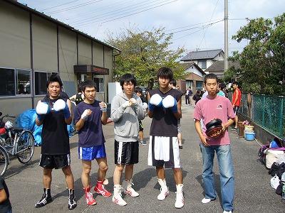 熊谷試合(09.10.4)