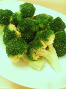 緑の不人気物「ブロッコリー」
