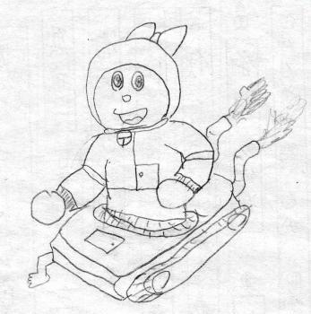 アトミック・ドラミ重戦車Version