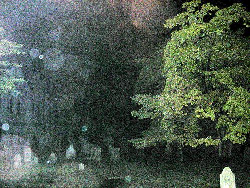 幽霊墓地 by jaydro
