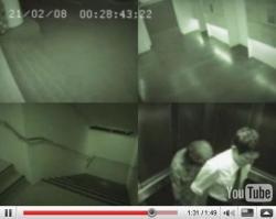 エレベーターに乗った老婆の霊 by YouTube