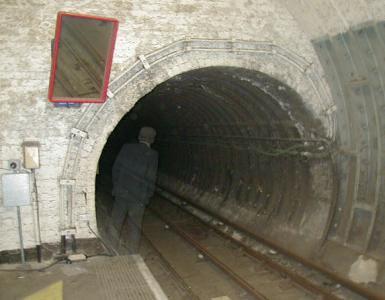 アルドウィッチ駅の幽霊