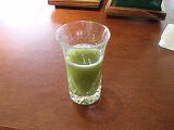 りんご味の青汁