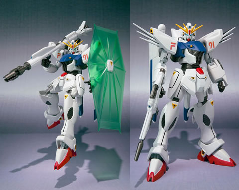 ロボット魂 SIDE MS ガンダムF91