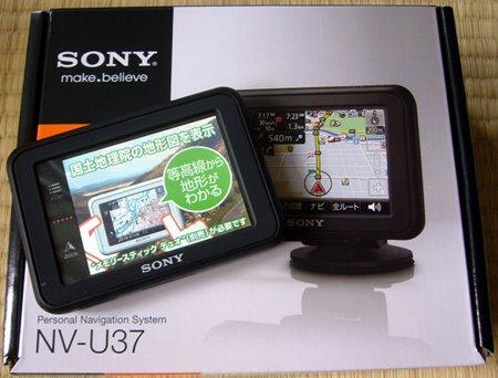 SONY NV-U37