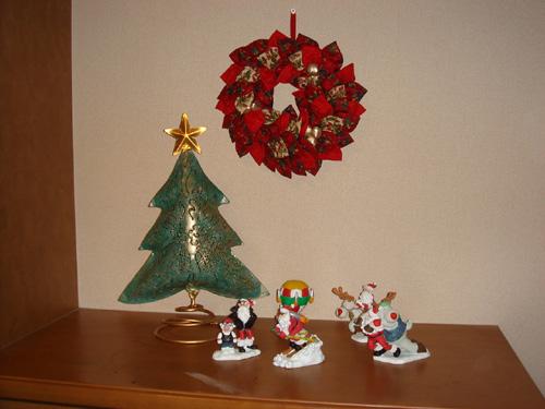 クリスマス・リース1