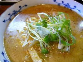 麺処 福吉 塩玉とんこつ
