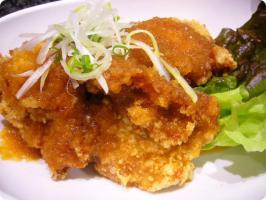 魚がし鮨 流れ鮨 鶏の唐揚げ
