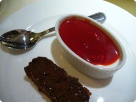 モアクッチーナ 2種のデザート