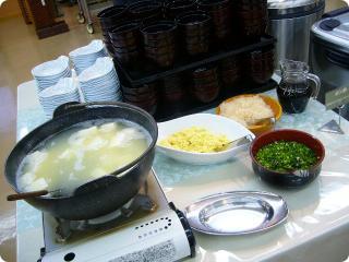 富士緑の休暇村 2朝食 4