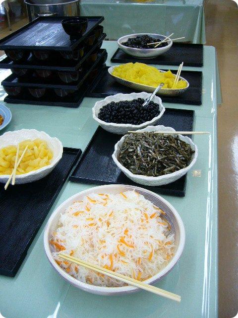 富士緑の休暇村 2朝食 1