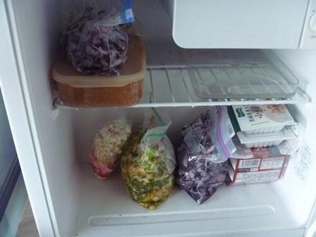 冷蔵庫 オープーン!