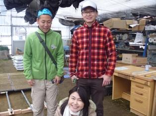 りっつさん&10代目石井さん&ゆたかマン