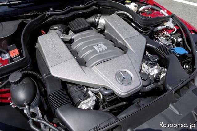 ルームc AMG BLACK エンジン