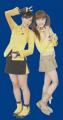 ダブルイエロー1919(*´∇`*)