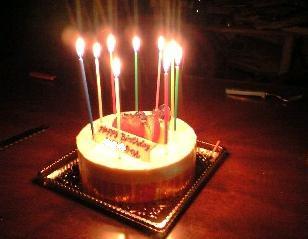 071013誕生ケーキ1