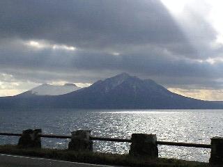 支笏湖&樽前山