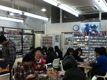 ウキウキ新大陸 山形駅前店 店内画像
