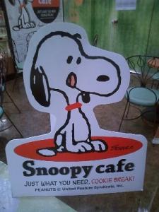 snoopy cafe2