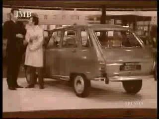 Renault 6 - Anuncio Lanzamiento 1969