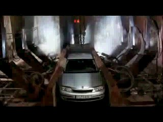 Renault Laguna Ⅱ Crusher Commercial 2003