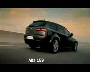 Spot Alfa Romeo 159 SW Il Cuore ha sempre ragione 2006