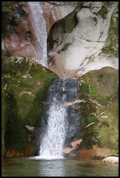 龍尾の滝2