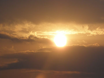 日の出その1