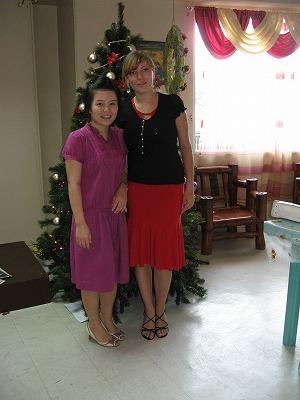 GEOSクリスマスパーティー